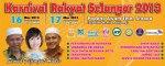 Karnial Rakyat Selangor 16-17 Mac 2013 @ Bangi