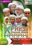 Xpresi Ulamak Muda Haraki 16 Mac 2013 @ Perak